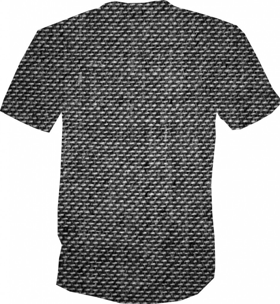 футболка 3D кольчуга